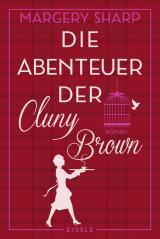 Cover-Bild Die Abenteuer der Cluny Brown