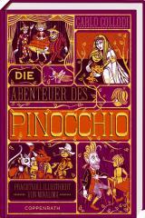 Cover-Bild Die Abenteuer des Pinocchio