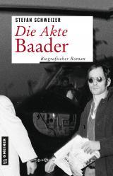 Cover-Bild Die Akte Baader