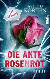 Cover-Bild Die Akte Rosenrot