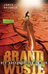 Cover-Bild Die Auserwählten - In der Brandwüste