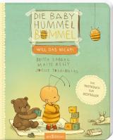 Cover-Bild Die Baby Hummel Bommel will das nicht