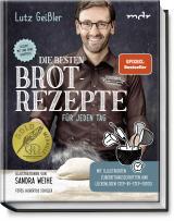 Cover-Bild Die besten Brotrezepte für jeden Tag