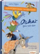 Cover-Bild Die Bremer Stadtmusikanten - was wirklich geschah: Oskar ganz nach oben