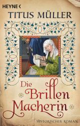 Cover-Bild Die Brillenmacherin