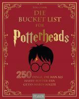 Cover-Bild Die Bucket List für Potterheads