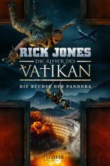 Cover-Bild DIE BÜCHSE DER PANDORA (Die Ritter des Vatikan 4)