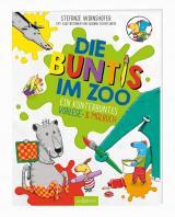 Cover-Bild Die Buntis im Zoo