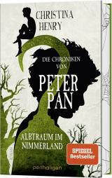 Cover-Bild Die Chroniken von Peter Pan - Albtraum im Nimmerland