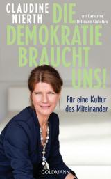 Cover-Bild Die Demokratie braucht uns!