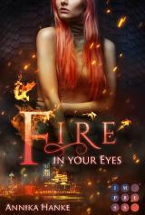 Cover-Bild Die Drachenwandler 1: Fire in your Eyes