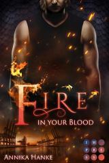 Cover-Bild Die Drachenwandler 2: Fire in your Blood