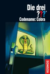 Cover-Bild Die drei ???, Codename: Cobra (drei Fragezeichen)