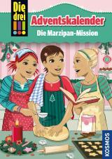 Cover-Bild Die drei !!!, Die Marzipan-Mission