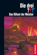 Cover-Bild Die drei ??? Feuermond Teil 1: Das Rätsel der Meister (drei Fragezeichen)