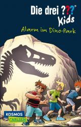 Cover-Bild Die drei ??? Kids 61: Alarm im Dino-Park