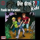 Cover-Bild Die Drei ??? Kids (Folge 1) - Panik im Paradies