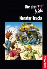 Cover-Bild Die drei ??? Kids, Monster-Trucks (drei Fragezeichen Kids)