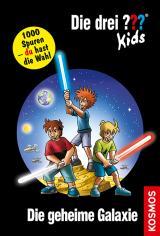 Cover-Bild Die drei ??? Kids und du, Die geheime Galaxie