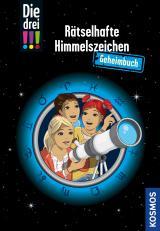 Cover-Bild Die drei !!!, Rätselhafte Himmelszeichen