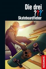 Cover-Bild Die drei ???, Skateboardfieber (drei Fragezeichen)