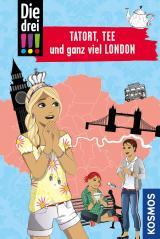 Cover-Bild Die drei !!!, Tatort, Tee und ganz viel London