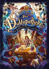 Cover-Bild Die Duftapotheke (1). Ein Geheimnis liegt in der Luft