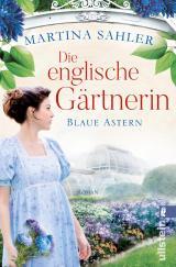Cover-Bild Die englische Gärtnerin - Blaue Astern
