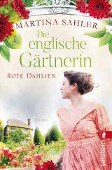 Cover-Bild Die englische Gärtnerin - Rote Dahlien