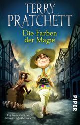 Cover-Bild Die Farben der Magie