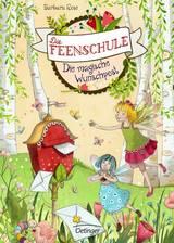 Cover-Bild Die Feenschule. Die magische Wunschpost