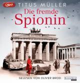 Cover-Bild Die fremde Spionin (1)