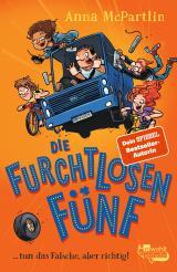 Cover-Bild Die Furchtlosen Fünf