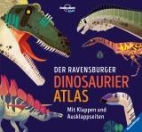 Cover-Bild Die ganze Welt der Dinos in einem Altas