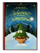 Cover-Bild Die Geschichte vom traurigen Weihnachtsbaum