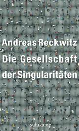Cover-Bild Die Gesellschaft der Singularitäten