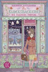 Cover-Bild Die Glücksbäckerei – Die magische Prüfung