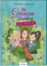 Cover-Bild Die Glücksklee-Bande 1: Kleiner Hund in Not
