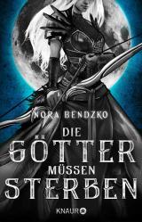 Cover-Bild Die Götter müssen sterben