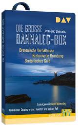 Cover-Bild Die große Bannalec-Box