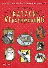 Cover-Bild Die große Katzenverschwörung