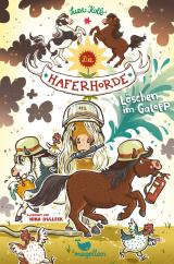 Cover-Bild Die Haferhorde - Löschen im Galopp - Band 14