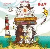 Cover-Bild Die Haferhorde – Vorlesegeschichten mit Schoko und Keks