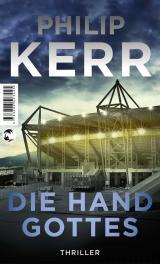 Cover-Bild Die Hand Gottes (Scott Manson, Bd. ?)