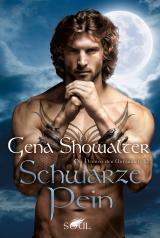 Cover-Bild Die Herren der Unterwelt: Schwarze Pein
