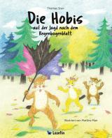 Cover-Bild Die Hobis auf der Jagd nach dem Regenbogenblatt
