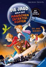 Cover-Bild Die Jagd nach dem magischen Detektivkoffer, Band 1: Die Jagd beginnt!