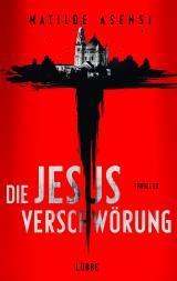 Cover-Bild Die Jesus-Verschwörung