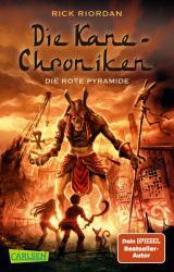 Cover-Bild Die Kane-Chroniken 1: Die rote Pyramide