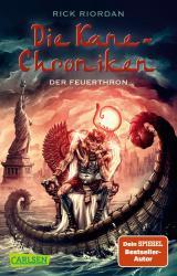 Cover-Bild Die Kane-Chroniken 2: Der Feuerthron